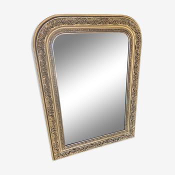 Miroir Louis Philippe 75x55