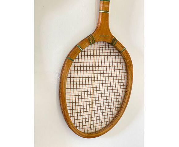 Ancienne paire de raquette de tennis vintage