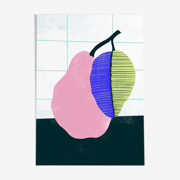 Illustration « poire »
