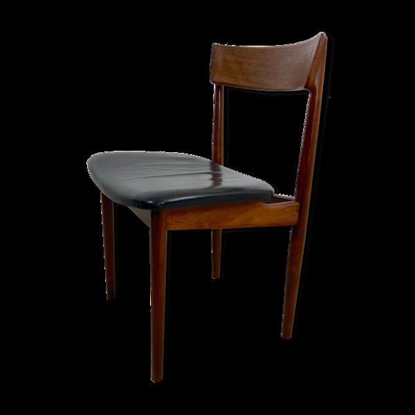Chaise à manger conçue par Henry Rosengren Hansen