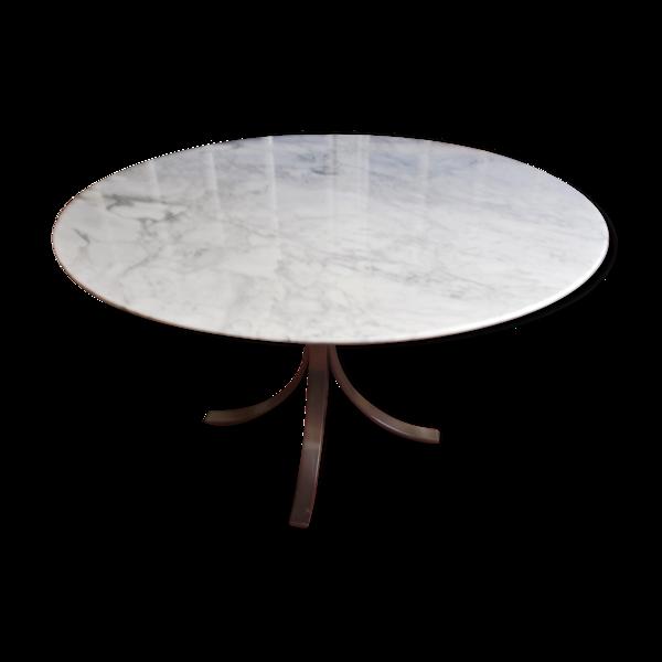 Table marbre 1970