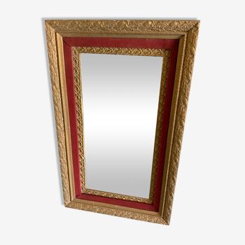 Miroir Louis XVI 50x80