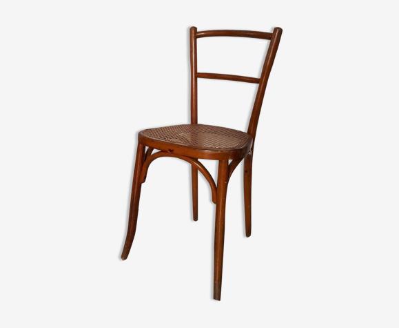 Chaise en cannage Thonet N°42