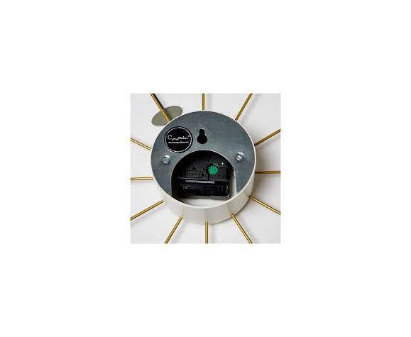 "Pendule Georges Nelson ""ball clock"" Vitra"