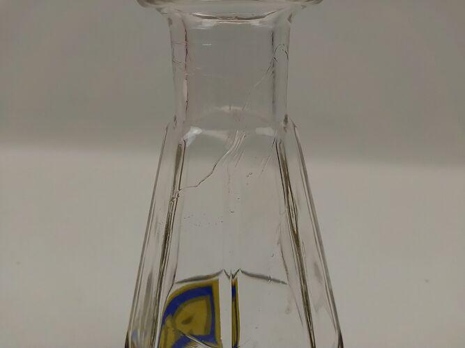 Carafe en verre Ricard Vintage 20cm