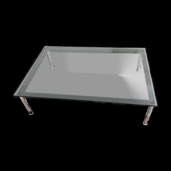 Table LC10 par Le Corbusier pour Cassina
