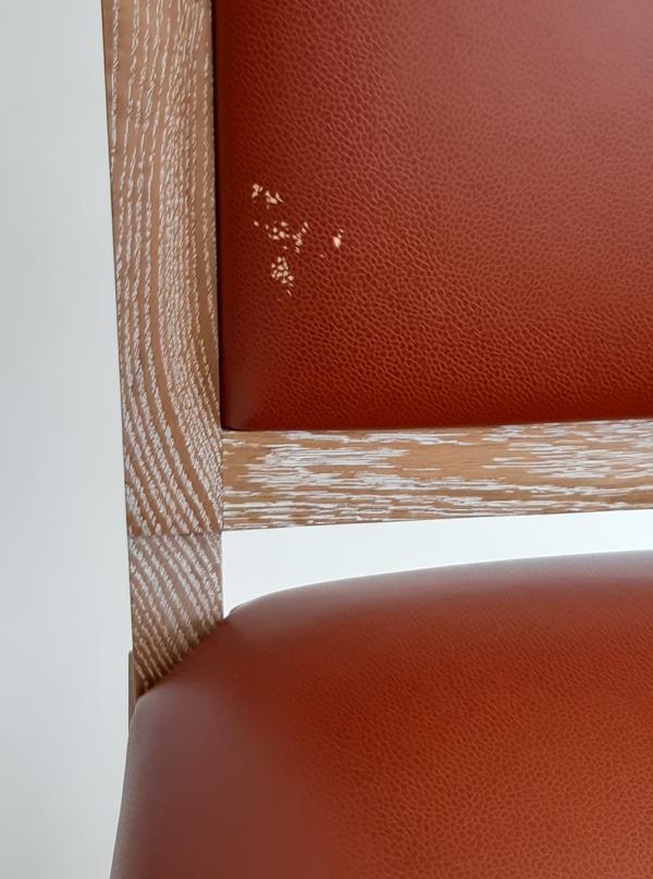 Paire de chaises Whist par Philippe Hurel