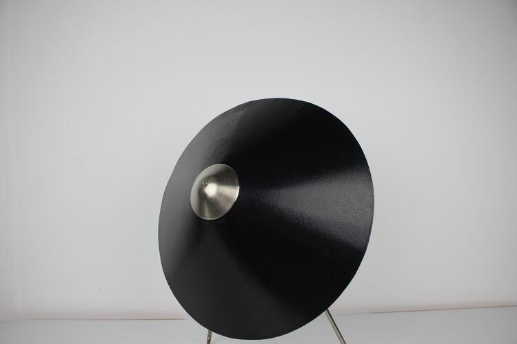 Lumière de table en métal par Helena Frantova pour Okolo, années 1960