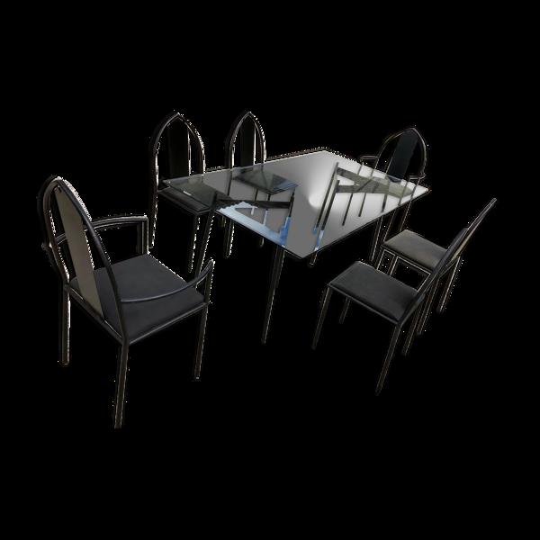 Selency Table et chaises