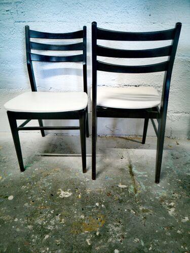 Lot de 4 chaises  scandinave