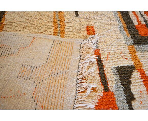 Tapis berbère marocain 270 x 180cm