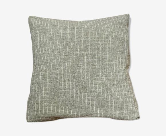 Coussin en laine et coton 40 cm