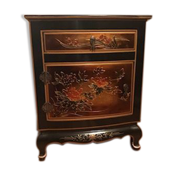 Selency Meuble d'appoint chinois
