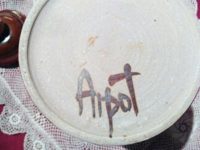 Cafetière céramique Arpot