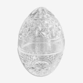 Bonbonnière, drageoir (1) - Cristal