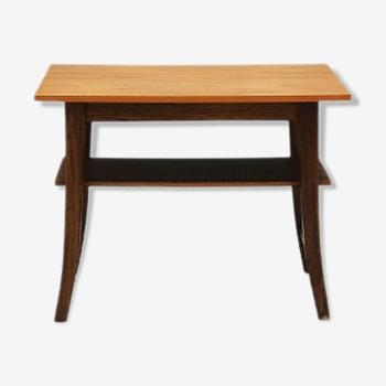 Table basse, design danois, années 70