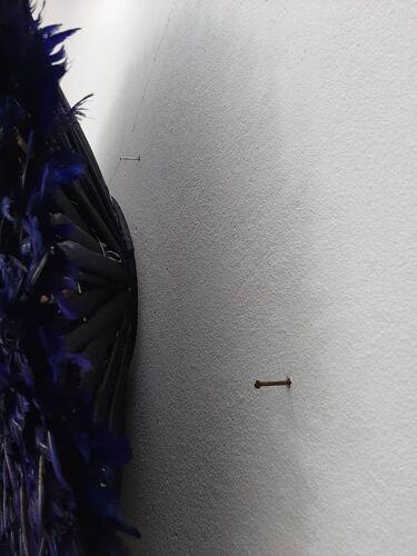 Juju hat bleu nuit de 110 cm
