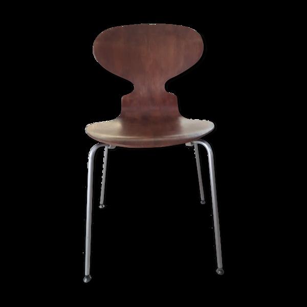 Chaise fourmi d'Arne Jacobsen année 1977