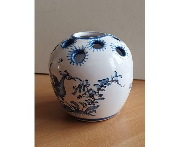 Vase pique fleurs Moustiers