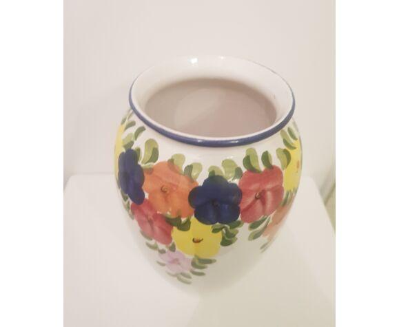 Vase à motifs