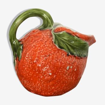 Pot à orangeade barbotine