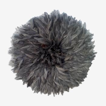 Juju hat gris de 35 cm