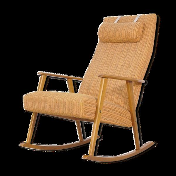 Selency Rocking-chair suédois  par Johanson  1960