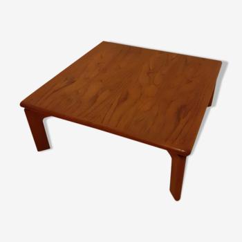 """Table basse """"Komfort"""" scandinave en teck"""