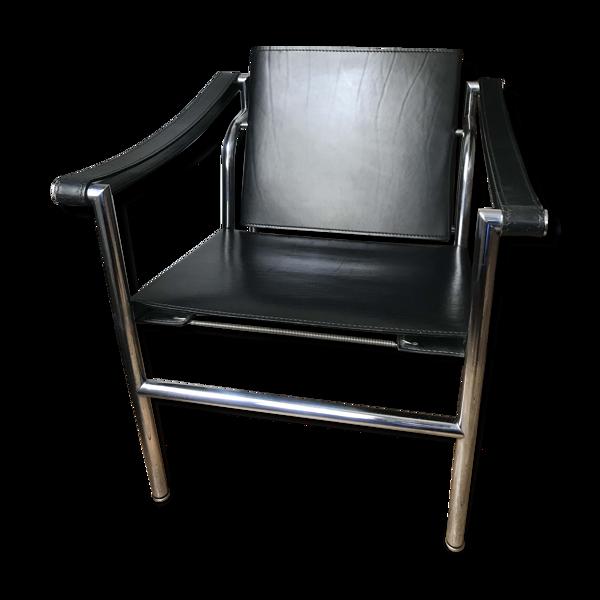 Chaise LC1 par Le Corbusier