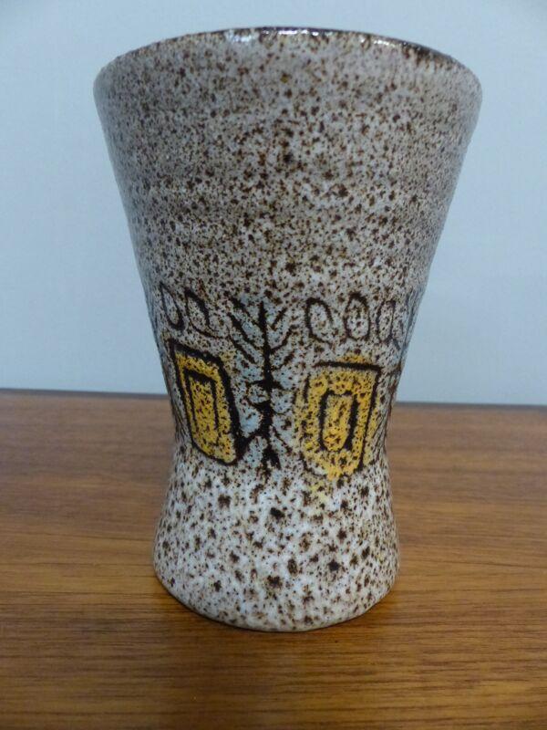 Vase Accolay signé