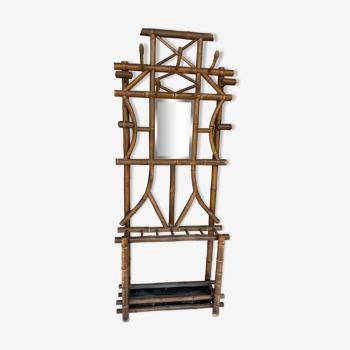 Vestiaire en bambou 1930